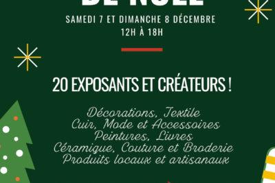 * Marché de Noël à la Capucine de Giverny *